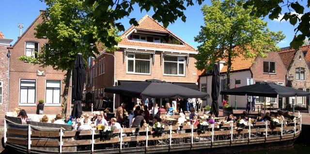 Restaurant Lounge de Bourgondier