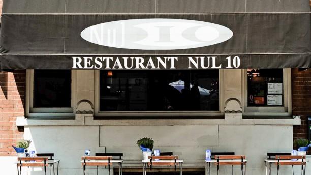 Restaurant Nul10