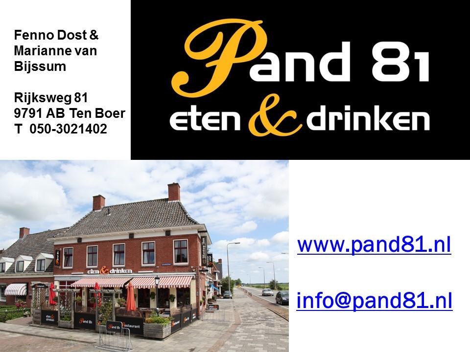 Restaurant Pand 81