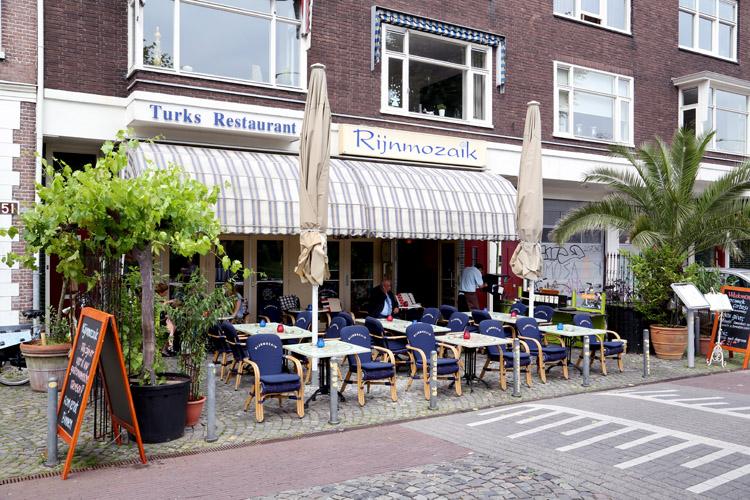 Restaurant Rijnmozaik