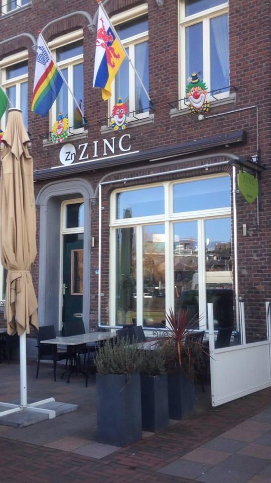 Restaurant Zinc wine and dine