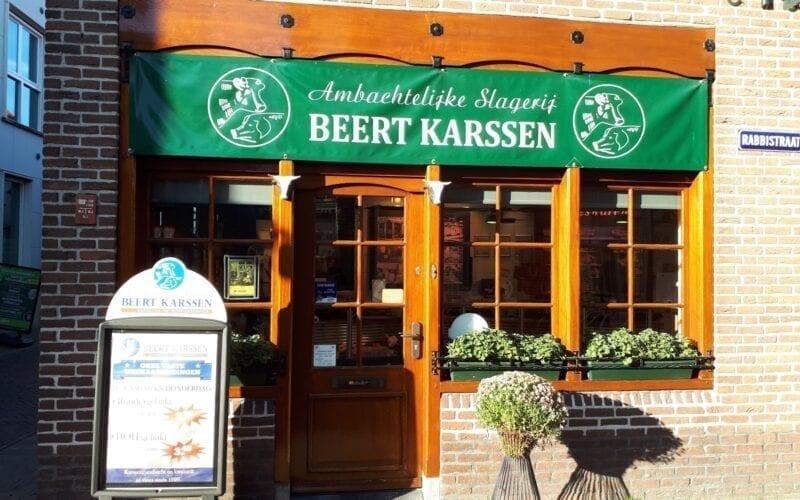 Slagerij Beert Karssen