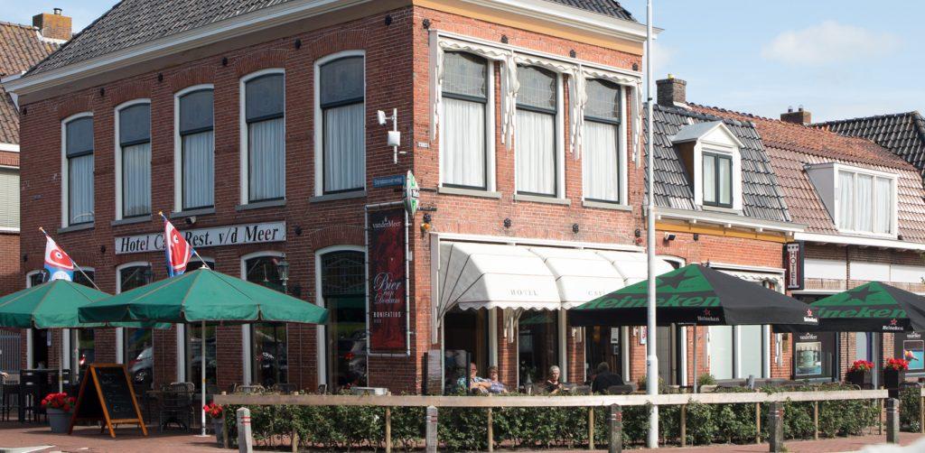 Hotel Café Restaurant Van der Meer
