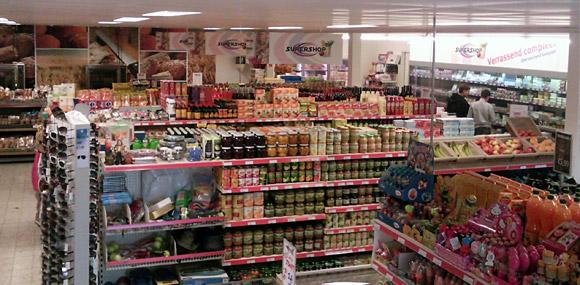Supermarkt Riba