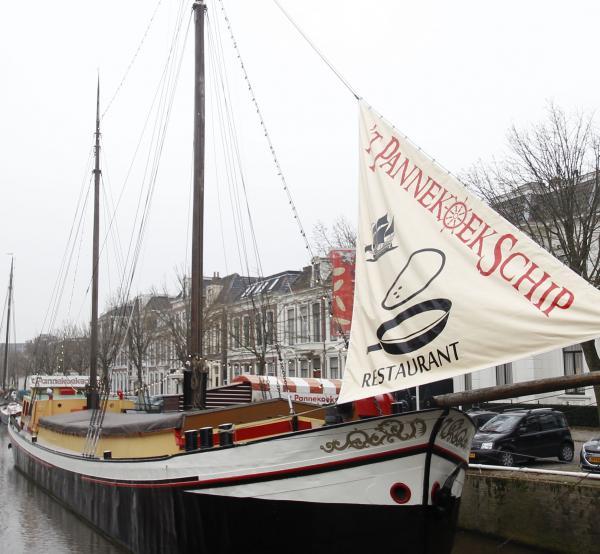 't Pannekoekschip Leeuwarden