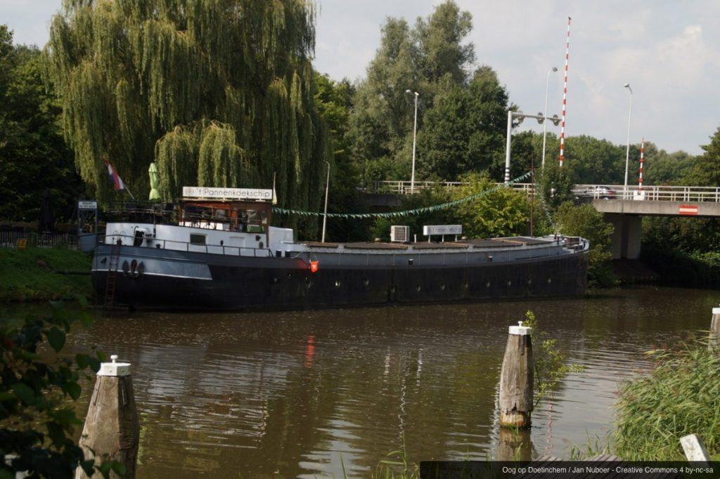 Het Pannenkoekschip