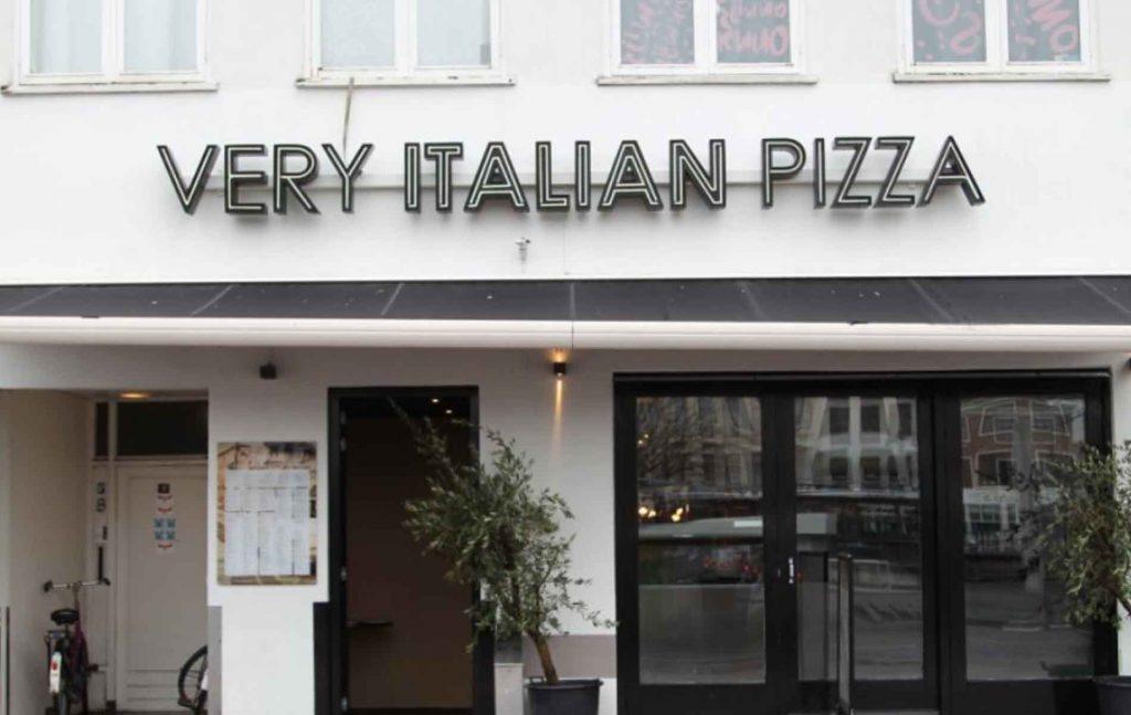 Very Italian Pizza Leiden