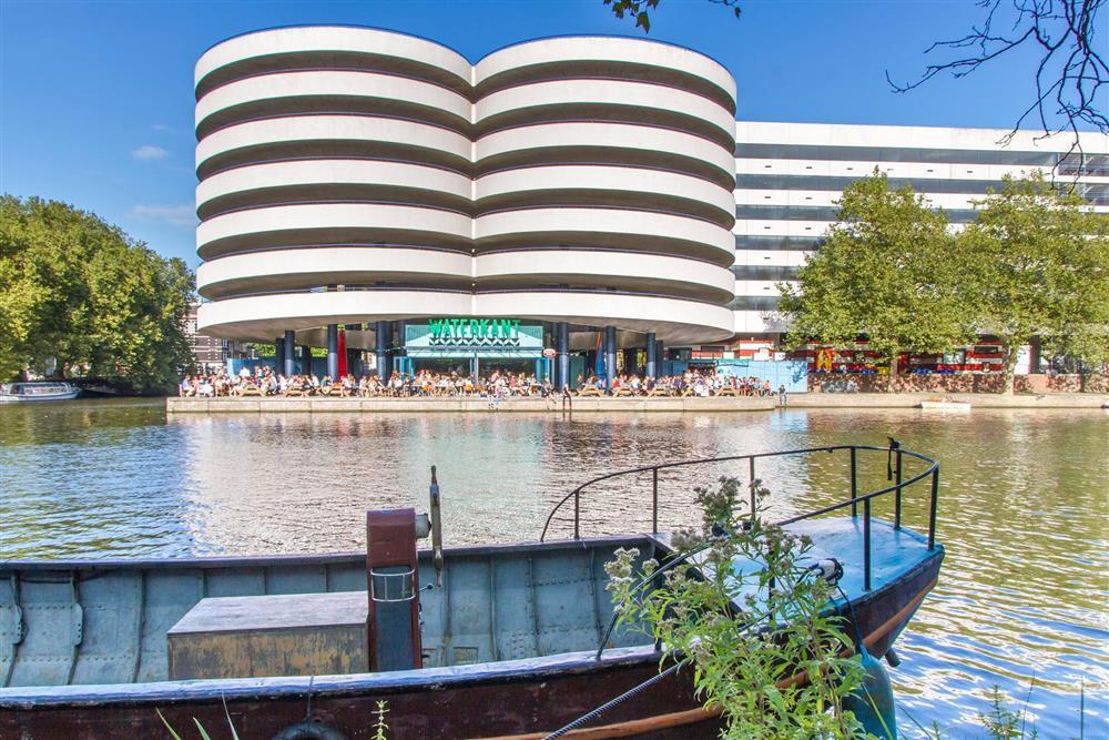 Waterkant Amsterdam