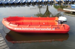 Whaly motorboot